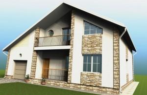дом из стабилизированного грунта