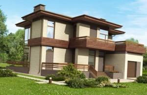 дом с экологически чистым утеплителем