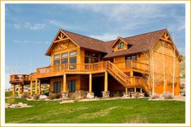 примеры работ деревянных домов