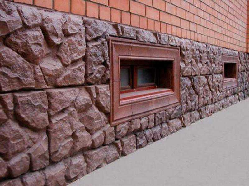 Отделка цоколя частного дома своими руками фото 676