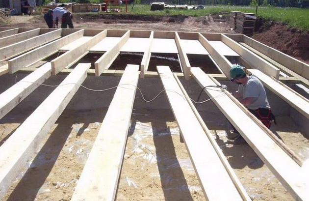 как построить каркасный дом 6х6 своими руками пошаговая инструкция с фото - фото 8