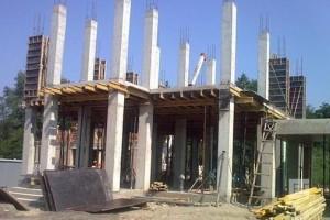 конструкция монолитно-каркасного дома