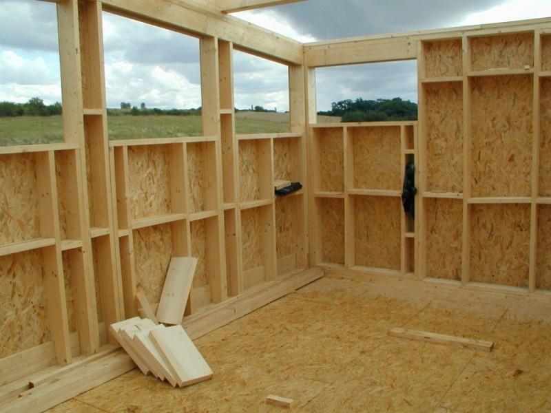 Жилая пристройка к деревянному дому своими руками