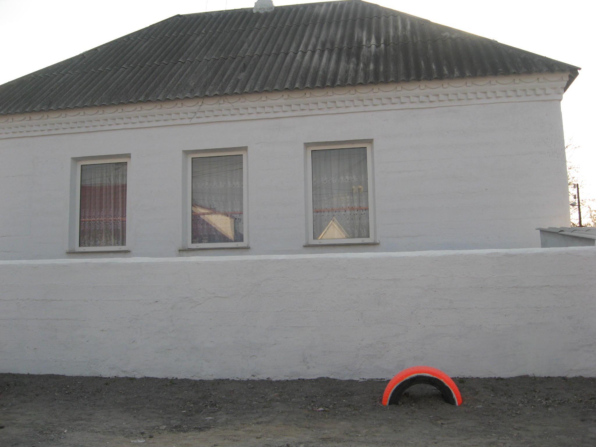 шлаколитой дом