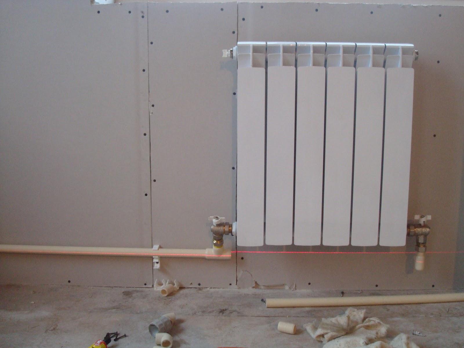 Однотрубное отопление в частном доме своими руками