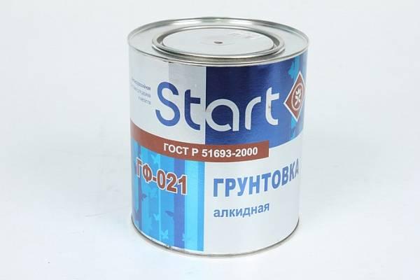 грунтовая смесь ГФ-021