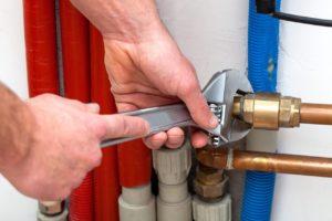Монтаж отопительных и водопроводных систем