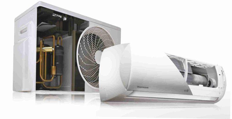 Кондиционер с приточной вентиляцией или как сэкономить на нормализации условий труда в цеху?