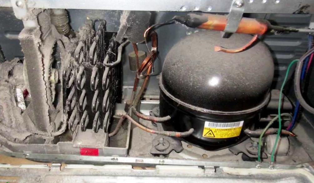 Витрина холодильник ремонт своими руками 130