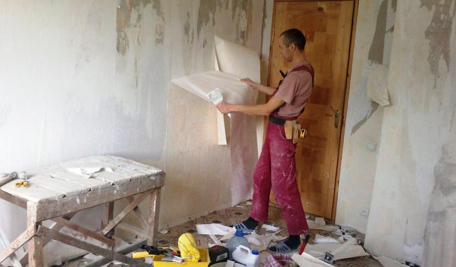 Ремонт квартиры своими руками фото с чего начинать