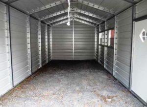 Чертежи для гаража открывающие