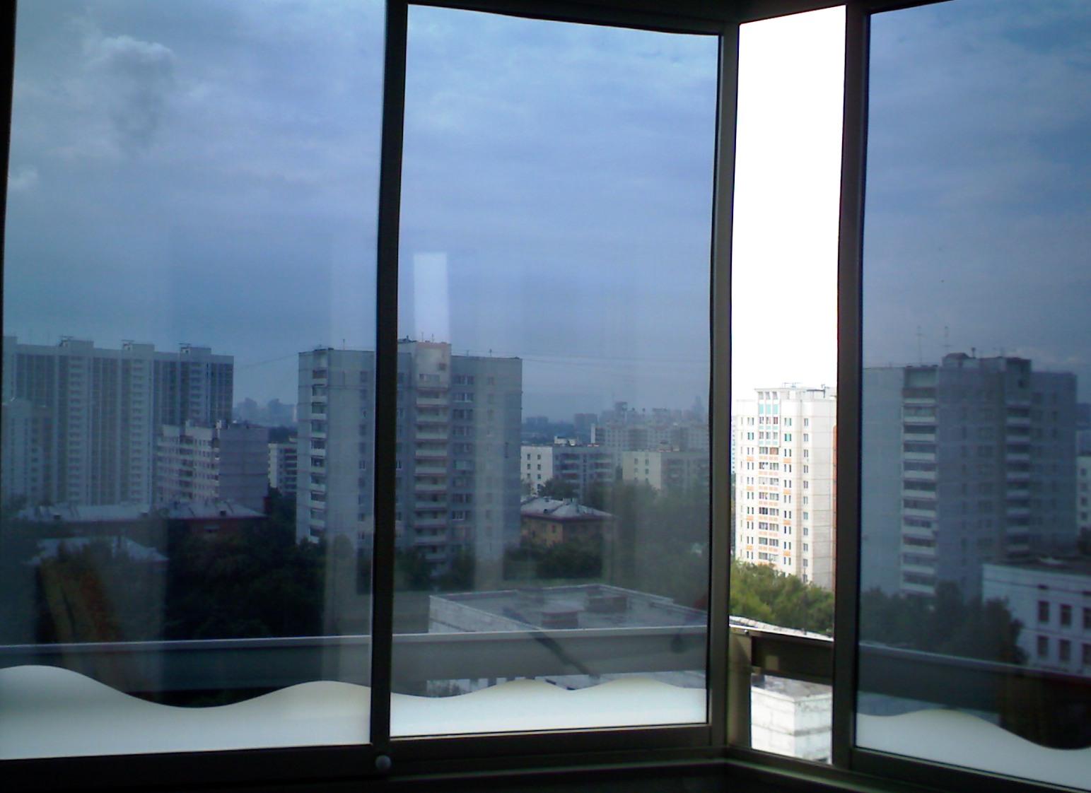 Тонировочная плёнка для окон: тонировка балкона, лоджии от с.