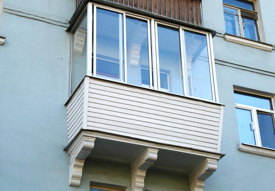 Характеристики видов остекления балкона и лоджии.